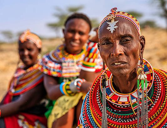 African tribes: Different Tribes Live In Africa