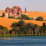 Ounianga Lakes- Paradise of the Sahara Desert