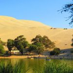 Huacachina oasis- A miracle city hide in sand dunes